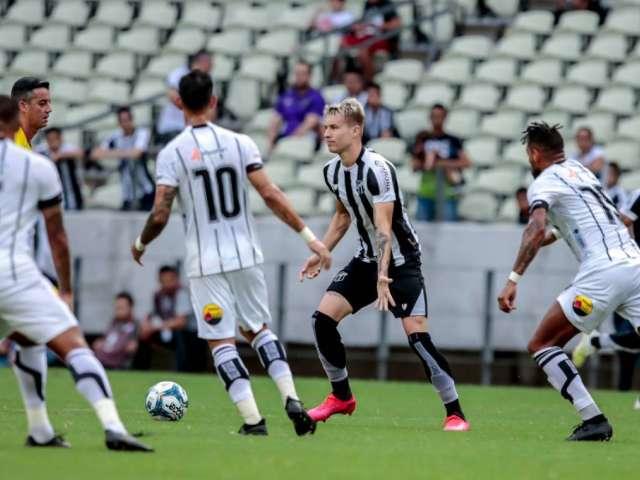 Resultado de imagem para Copa do Nordeste: Ceará e Botafogo da Paraíba empatam