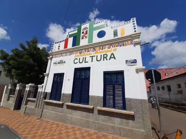 Secretaria de Cultura de Palmeira lançará Edital Cultural da Lei Aldir Blanc.